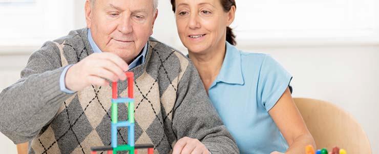 کاردرمانی سالمندان